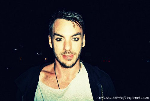 2nd : Shannon Leto  :D
