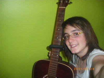 moi pis ma guitare ;)