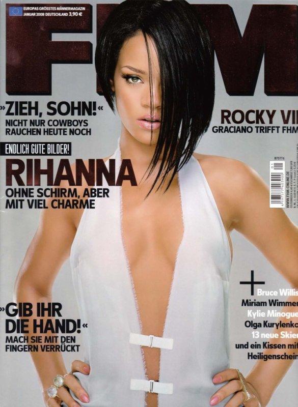 FHM Rihanna