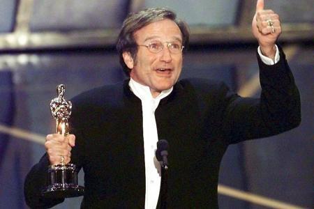 Un grand acteur nous a quitté ..... Robin Williams