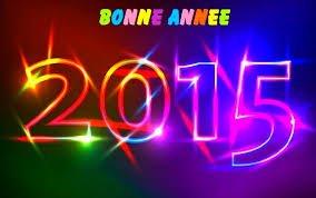Bon réveillon, bonne fin d'année et meilleurs voeux
