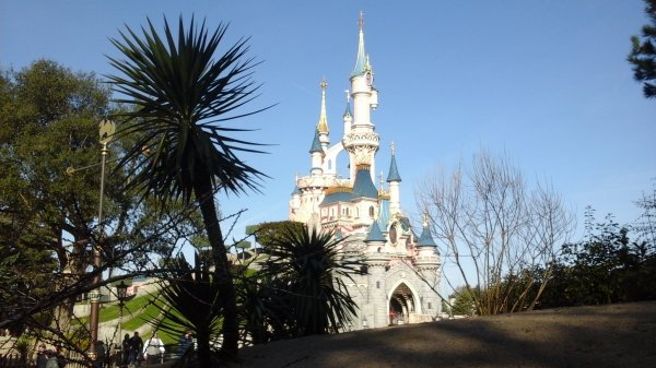 Disneyland Paris 20190216_1