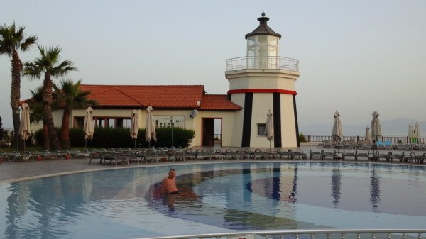 Souvenirs de vacances - 2019-1- Sealight Resort Hotel (Kusadasi-Turquie)