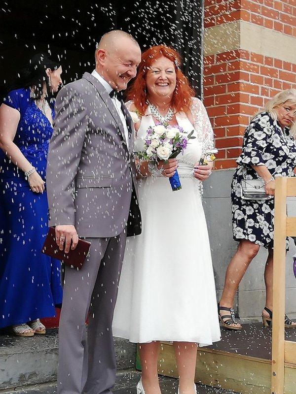Marié avec Diana ce samedi 17 août 2019