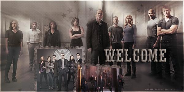 Bienvenue sur votre blog Source de la Serie Marvel Les Agents du Shiels