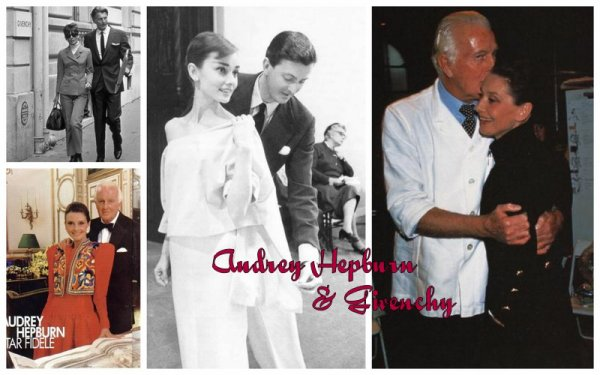 Audrey Hepburn & Givenchy