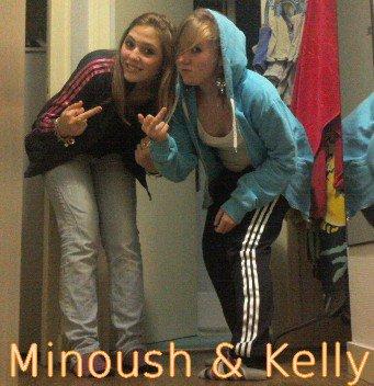 KELL&MINOUCH. ♥