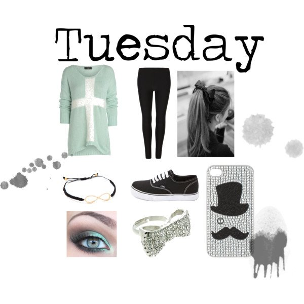 Clothes for Tuesday