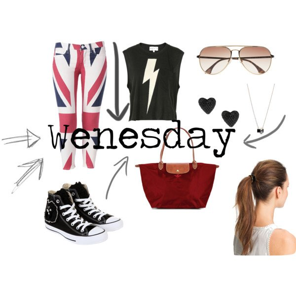 Clothes for Wenesday