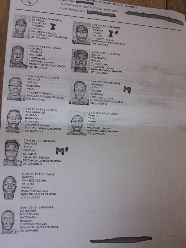 fraude lors du recensement
