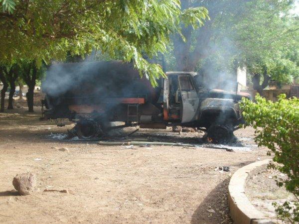 Deux enfants tués à Dapaong au nord du Togo