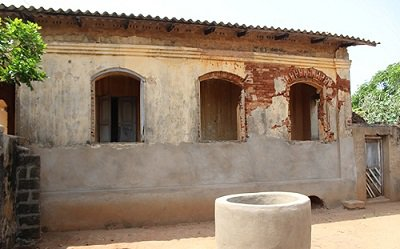 La « Maison des esclaves » d'Agbodrafo à l'agonie : Descente au c½ur d'un vestige abandonné