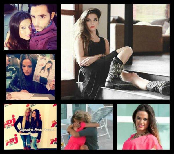 Voilà le collage que j'ai fait pour la plus parfaite des femmes ♥