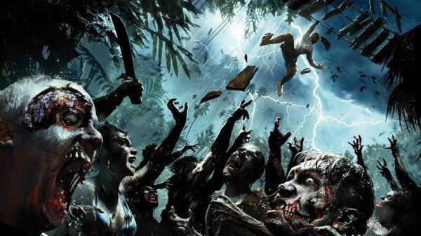 Contexte 2 : Invasion de zombies