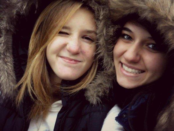 L'amitié, la première merveille du monde.