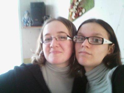 Les deux angéliques ^^