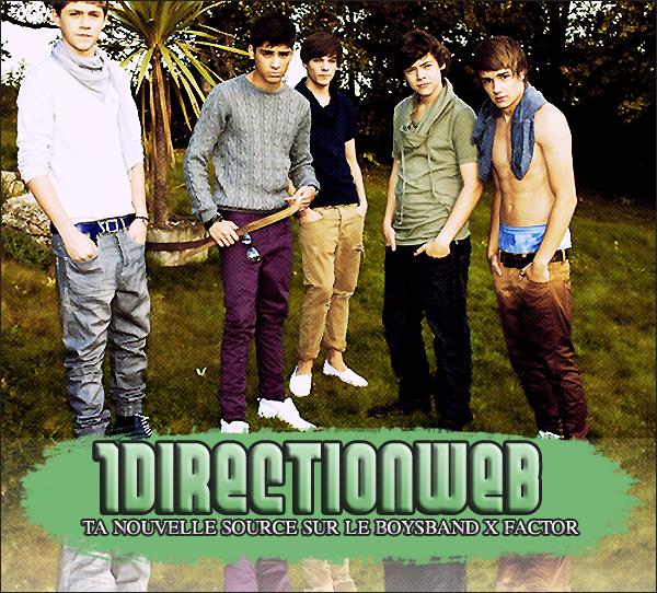 . 1DIRECTIONWEB.skyrock.com ♦ Ta nouvelle source sur le Boysband d'X Factor .