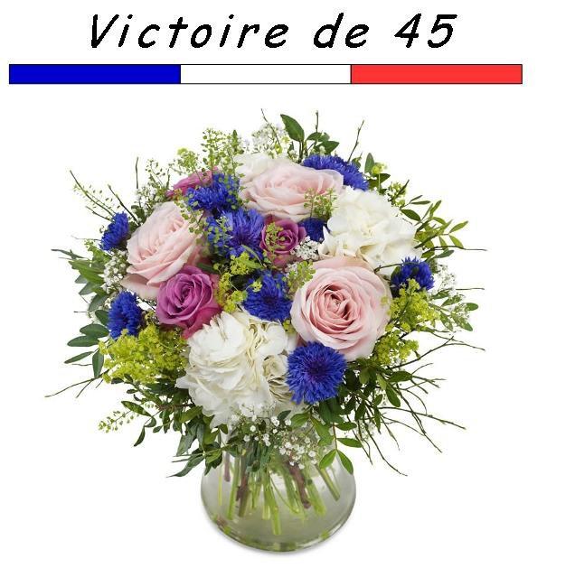 Je vous souhaite une bonne victoire!