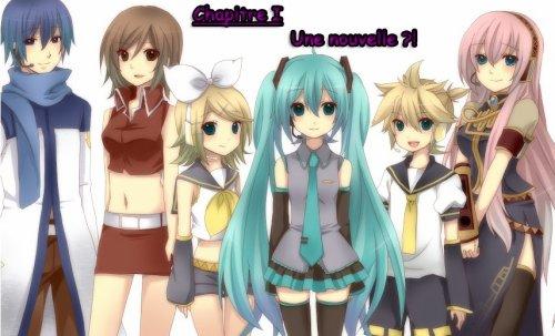 Vocaloid ~Ai to Nikushimi~ Chapitre 1