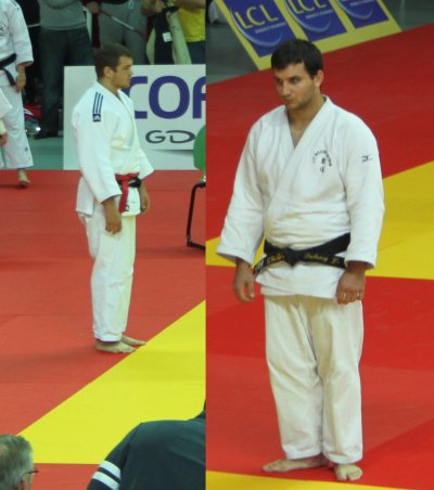 club judo paris 16