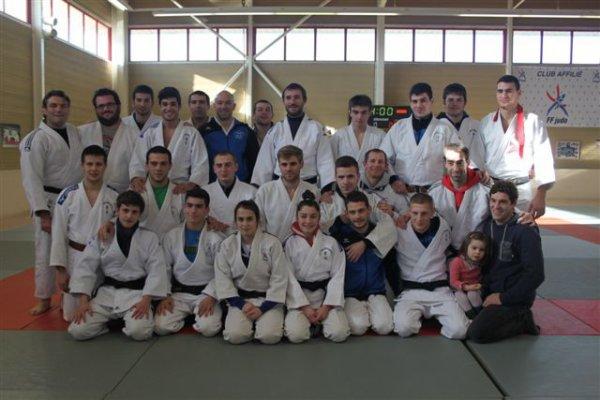 Le 17/12/2014 - Championnat Départemental 1ère Division Seniors à Rochefort.