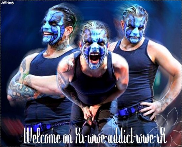 Bienvenue  Your source about the Charismatic Enigma