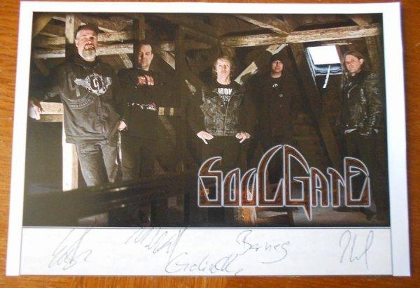 Le groupe Soulgate