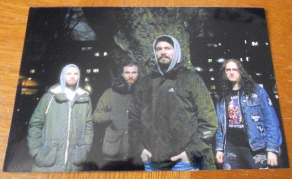 Le groupe Sulphur Dreams