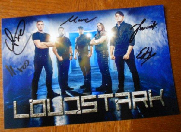 Le groupe Loudstark