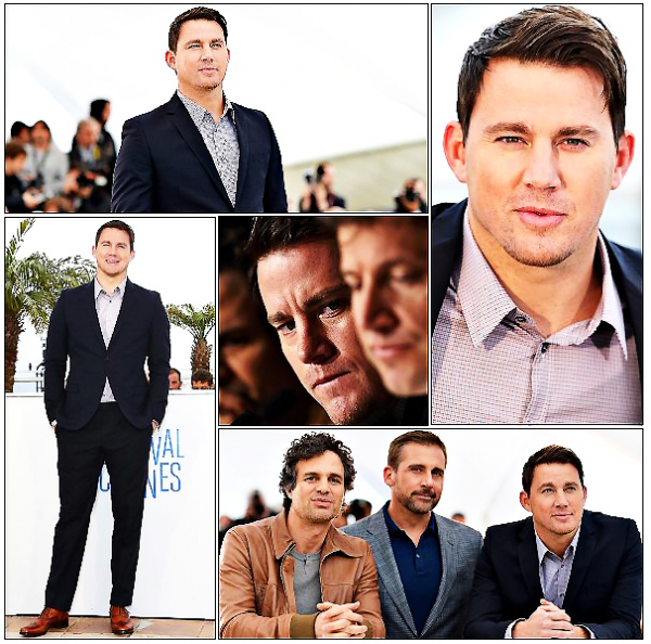 ₪ 14 mai 2014 - Channing Tatum va officiellement rejoindre le casting de X Men !