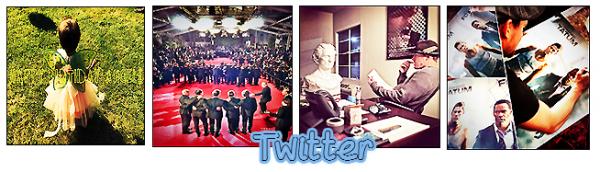 ₪ 5 Juin 2014 - Channing Tatum sur un plateau de télé + Twitter.