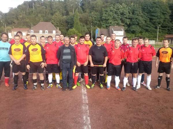 Bon match de préparation face à l asptt Douai