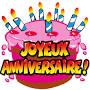 Samedi 30 Avril :  David souffle ses 44 bougies joyeux anniversaire (zinzin)