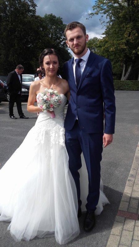 félicitations à Maxime & Mélissa