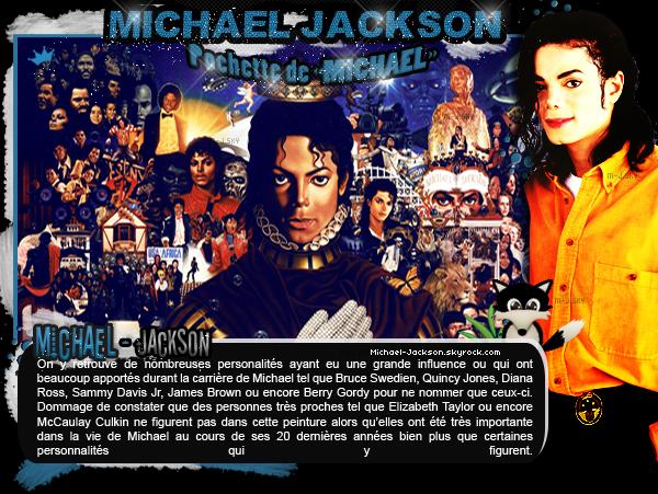 • La pochette de l'album en entière. •
