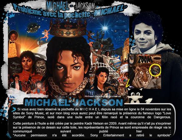 News : 7 Novembre 2010 : La pochette de l'album.