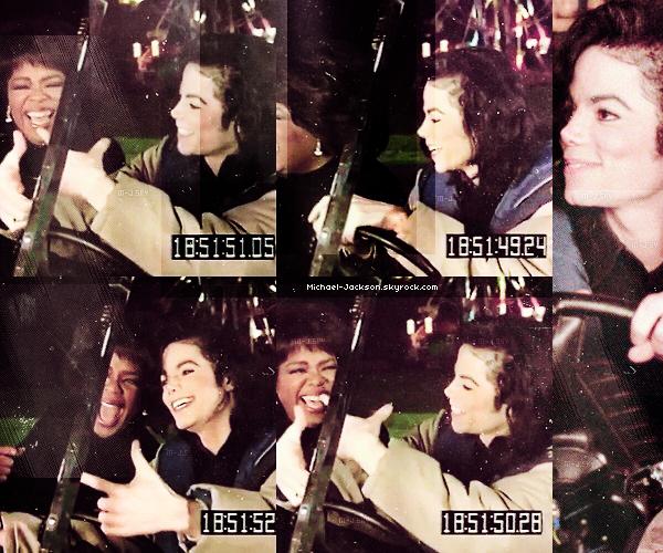News : 10 février 2014 : Des vidéos inédites de l'interview avec Oprah Winfrey en 1993.