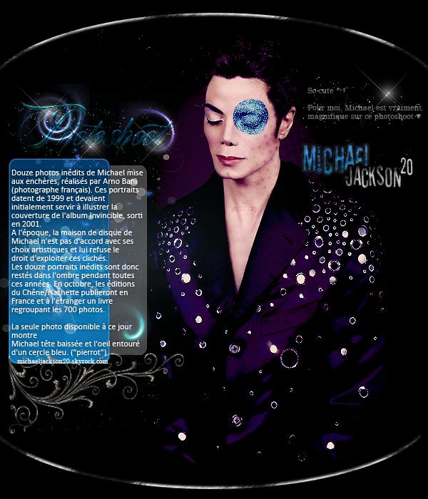 PHOTO - Des portraits inédits de Michael Jackson bientôt mis aux enchères !