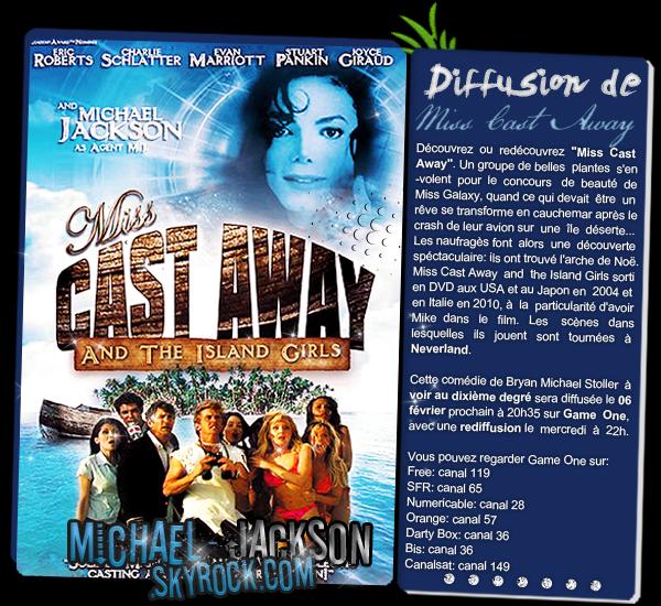 """Découvrez ou redécouvrez """"Miss Cast Away"""""""