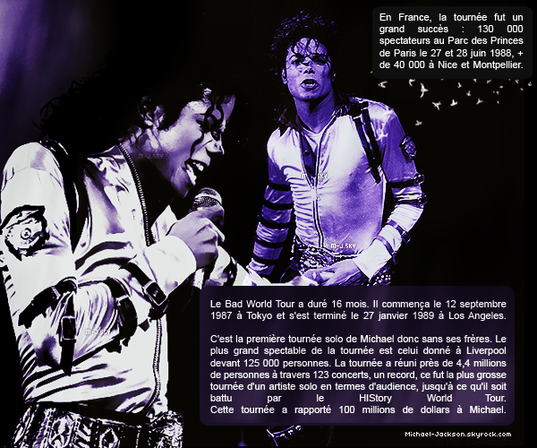 Le Bad World Tour