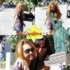 Miley Cyrus, avant de se rendre à l'aéroport de L.A. afin de partir pour Madrid    03.11.10