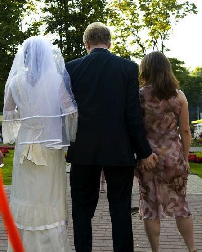 Vive la mariée !