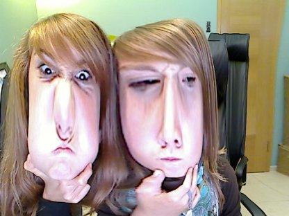 Ma soeur et moi =)