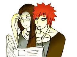souvenir chapitre 8: la réaction de Gaara et Sasuke