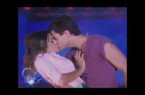 Violetta 2 Diego et Violetta qui s'embrasse