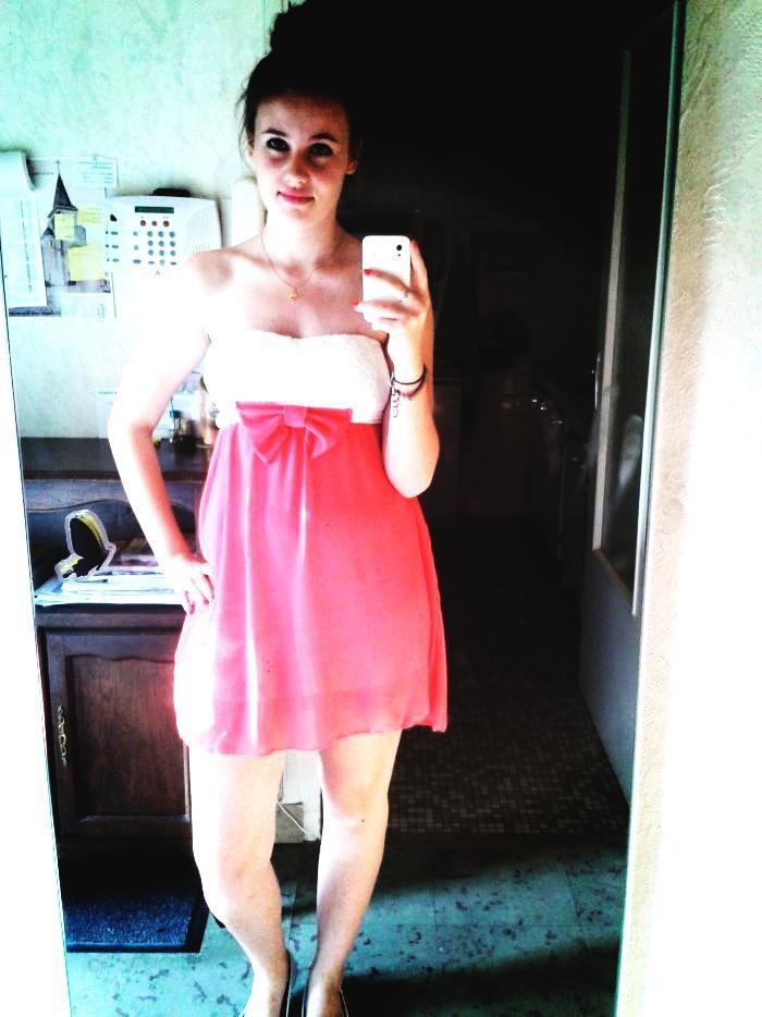 En mode robe X)