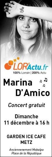 Marina en CONCERT :O