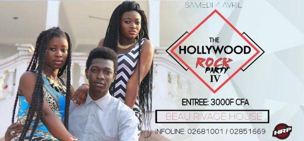 ♛ Hollywood ROCK PARTY 4★ Paquinou Folies♛★