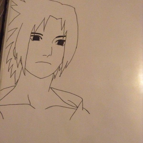 Naruto hokage  et sasuke