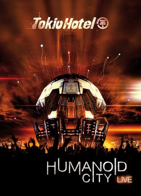 DVD-CD Humanoid city Live